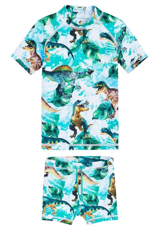 Kostium kąpielowy - blue