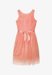 Staccato - TEENS - Koktejlové šaty/ šaty na párty - soft apricot - 2
