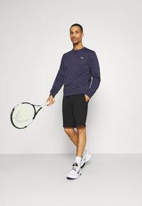 Lacoste Sport - TECH - Sweatshirt - touareg chine/navy blue - 1