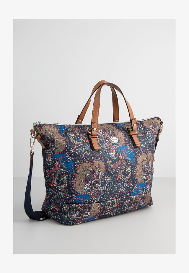 PICNIC HANDBAG  - Handbag - nightblue