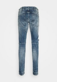 G-Star - 5620 3D ZIP KNEE SKINNY - Skinny-Farkut - light blue denim - 6