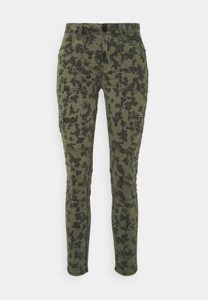 Trousers - khaki all