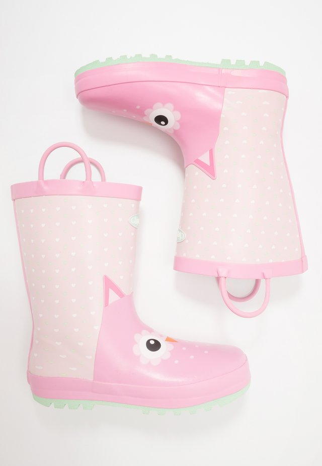 ADORE - Gummistövlar - pink