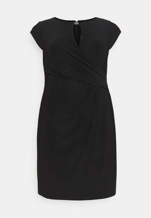 CARLONDY DAY DRESS - Jersey dress - black