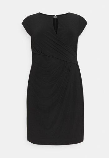CARLONDY DAY DRESS - Jersey dress - black