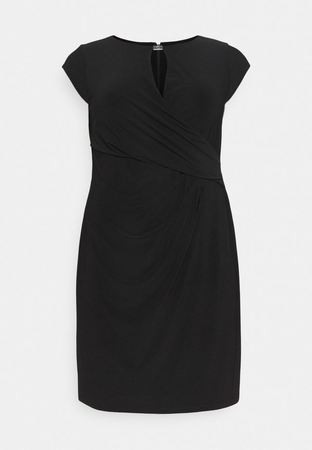 CARLONDY DAY DRESS - Sukienka z dżerseju - black
