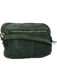 Harold's - SUBMARINE - Across body bag - grün - 1