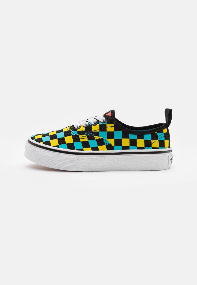 Vans - AUTHENTIC ELASTIC LACE UNISEX - Sneakers - black/multicolor