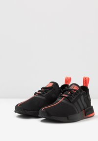 adidas Originals - NMD_R1 - STAR WARS - Sneakers - core black/solar red - 2