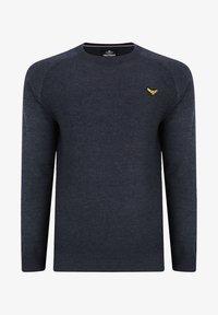 Threadbare - Pullover - blau - 4
