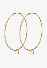Maria Black - SENORITA HOOP PAIR NOON CHARM - Earrings - gold-coloured - 4