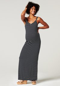 Esprit Maternity - Jersey dress - black ink - 1