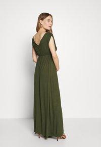 Slacks & Co. - AMELIA - Maxi dress - khaki - 2