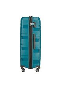 Wittchen - Wheeled suitcase - marineblau - 2