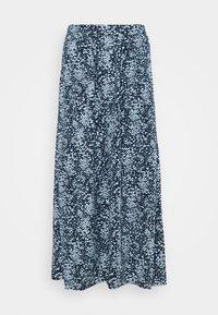 Moss Copenhagen - AMAYA RAYE SKIRT  - A-line skirt - blue - 0