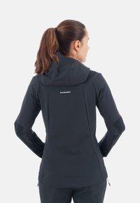 Mammut - AENERGY PRO  - Soft shell jacket - black - 1