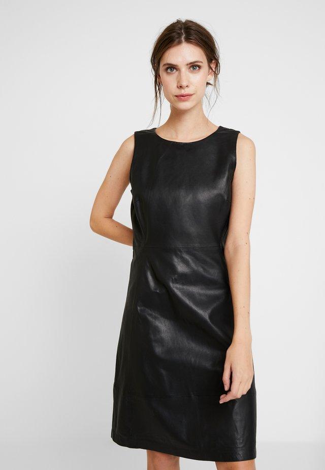 ANNE DRESS - Vapaa-ajan mekko - pitch black
