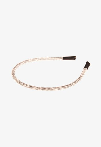 Hair styling accessory - silver,black