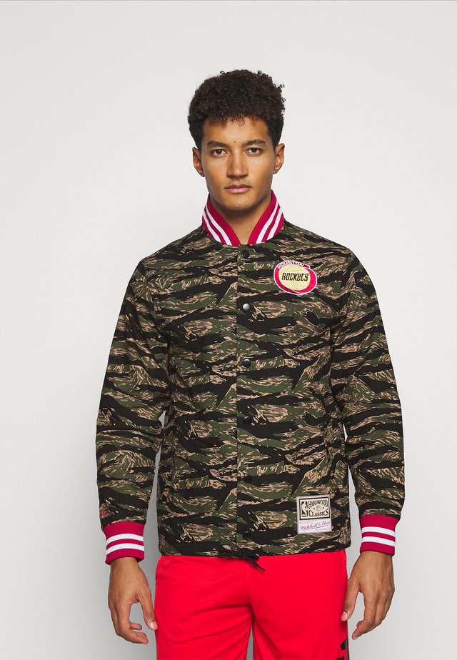 NBA HOUSTON ROCKETS TIGER JACKET - Squadra - multi-coloured