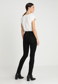 MAMALICIOUS - Jeans Skinny Fit - jeansblack denim - 2