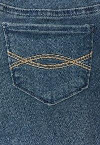 Abercrombie & Fitch - Skinny džíny - medium dark wash - 2