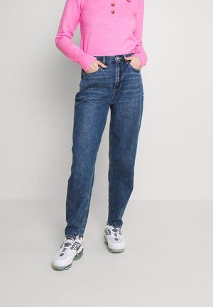 RELAXED MOM - Relaxed fit jeans - dark dreams
