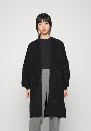 ONLMATILDA LONG - Vest - black