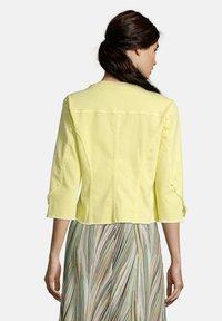 Betty Barclay - Denim jacket - gelb - 2