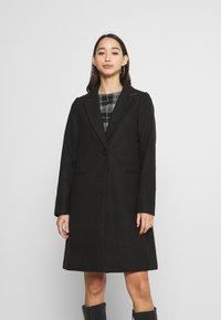 New Look - PIPPA COAT - Manteau classique - black - 0