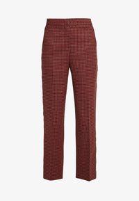 LK Bennett - INGRID - Trousers - orange/pink - 4