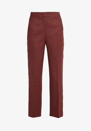 INGRID - Kalhoty - orange/pink