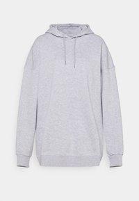 4th & Reckless - IRIANA HOODIE - Sweatshirt - grey - 4