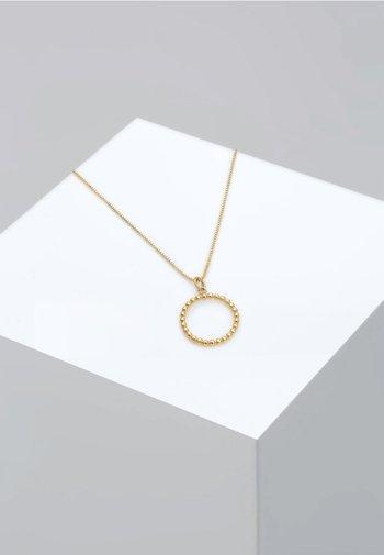 GEO  - Naszyjnik - gold-coloured