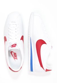 Nike Sportswear - CLASSIC CORTEZ - Sneakers - white/varsity red/varsity royal - 1