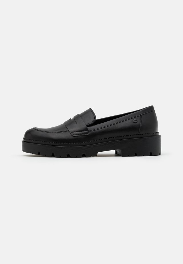 PISA LOAFER - Slippers - black