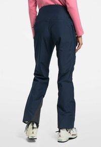 Haglöfs - LUMI FORM PANT - Snow pants - tarn blue - 1