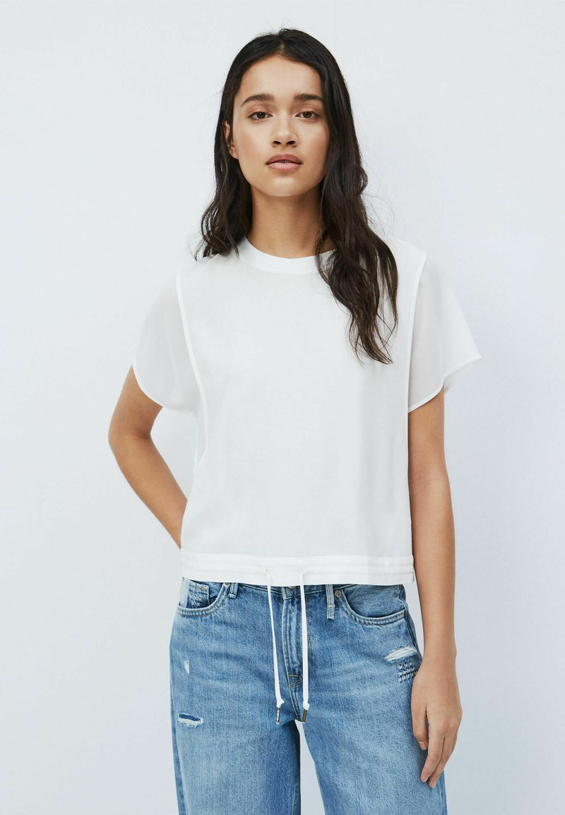 Pepe Jeans - Blouse - blanco off