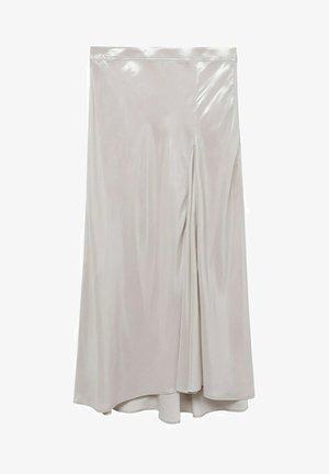 Áčková sukně - open beige