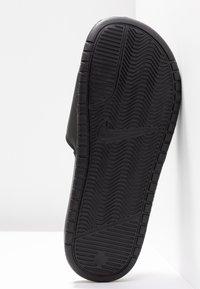 Nike Sportswear - BENASSI JDI - Mules - black/rose gold - 6