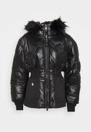 W-ISOKE-SHINY - Winter jacket - black