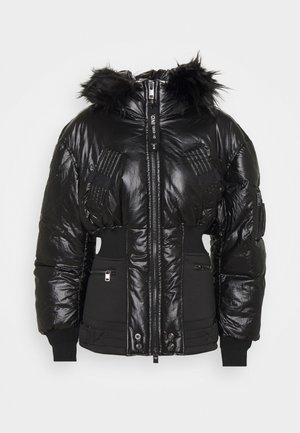 W-ISOKE-SHINY - Zimní bunda - black