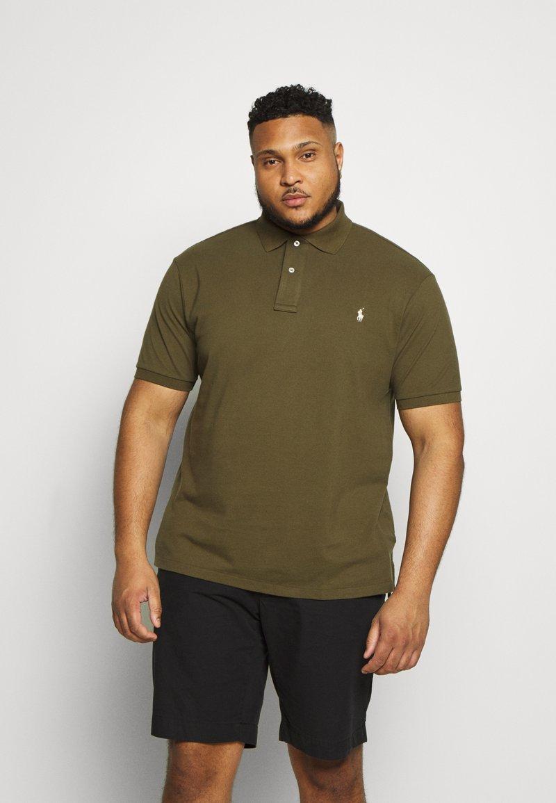Polo Ralph Lauren Big & Tall - BASIC - Polotričko - defender green