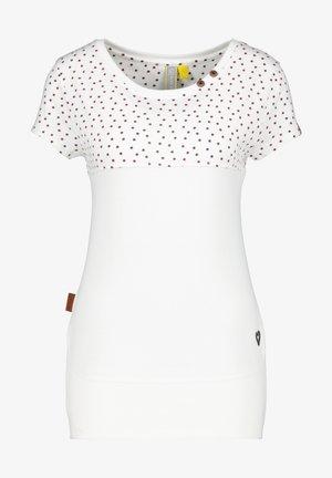 CORAAK - Print T-shirt - cloudy