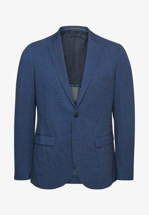 MAGEORGE JERSEY PIQUE - Suit jacket - mediterranien blue