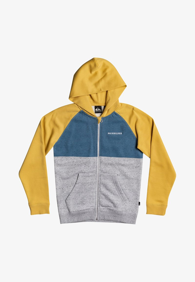 Quiksilver - Zip-up hoodie - rattan
