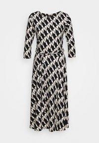 Wallis - BELTED JERSEY DRESS - Sukienka z dżerseju - mono - 4