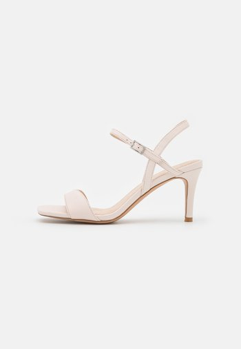 LEATHER - Sandals - pink