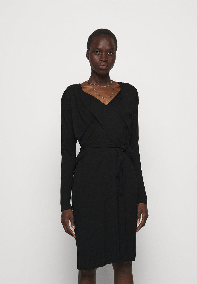 Vivienne Westwood - PANEGA DRESS - Jersey dress - black