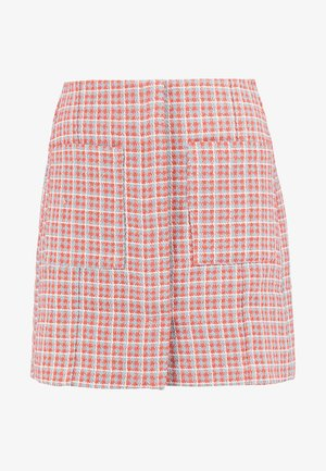 SKIRT CHECK - A-line skirt - multi