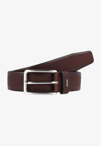 CALIS - Belt - dark brown